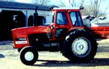 1981 Allis Chalmers PowerShift Tractor